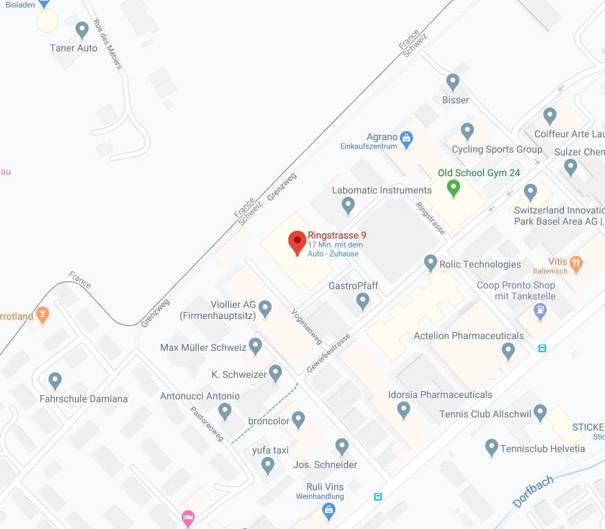 Ringstrasse 9, 4123 Allschwil